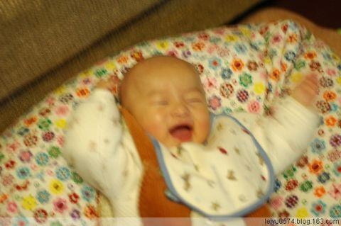 宝宝丰富的表情 - 雷雨 - 雷雨的博客