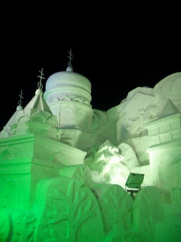 哈尔滨冰雪大世界最新上传 - 爱旅游的兔子 - 爱旅游的兔子博客