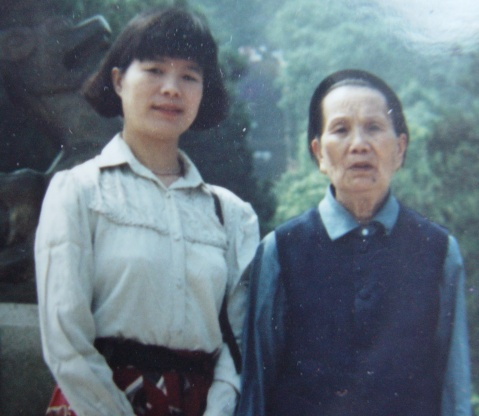 与母亲在一起的快乐时光 - 欣怡 - 欣怡乐园 开心驿站