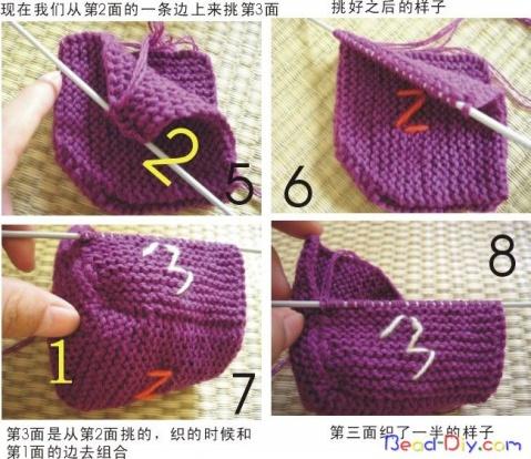 袜套的织法  - zxyxjm - zxyxjm的博客