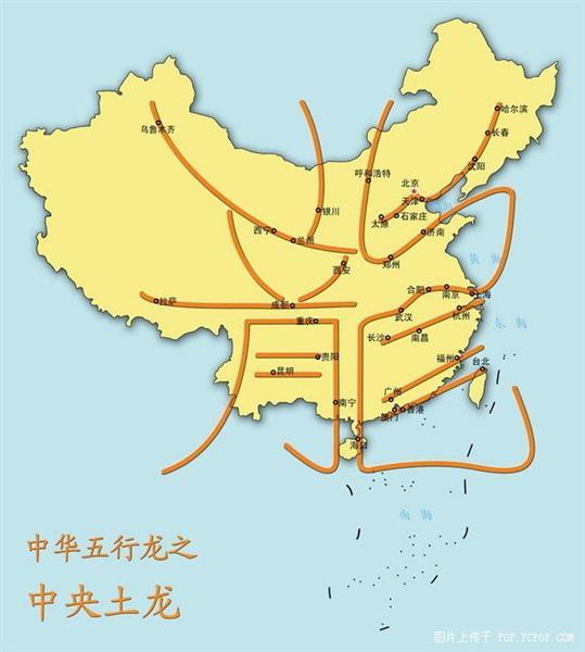 中国地图的奥秘,不看可能一辈子也不知道! - 零度炎阳 - 零度炎阳-吴建军