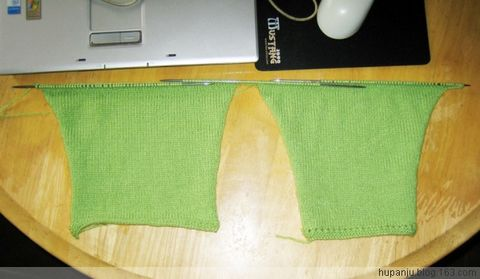 宝宝开衫配套毛裤 - 紫罗兰 - 紫罗兰的手工坊花园