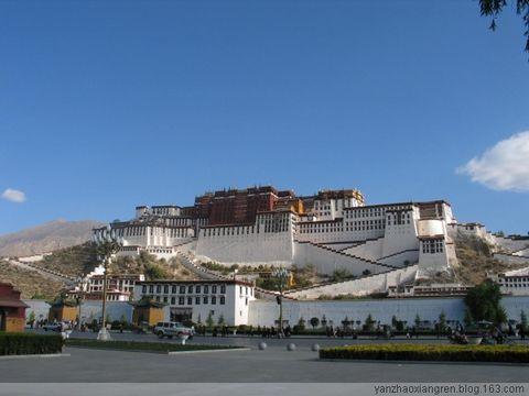 五月走西藏(原创) - 燕赵乡人 - 燕赵乡人