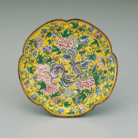 故宫里珐琅彩瓷2 - 木子 - 764627792 的博客