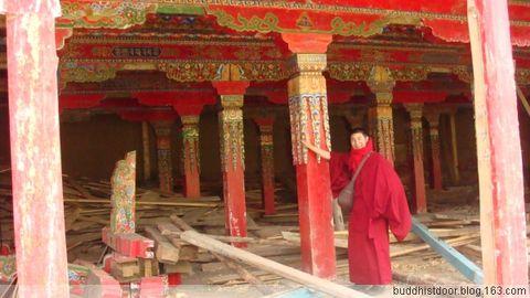 囊覺派尖木達寺介紹及重建 - 囊覺基金會 - buddhistdoor的博客