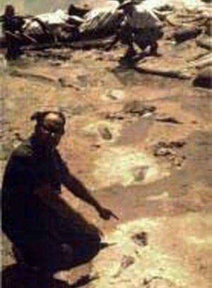 考古惊人发现 史前文明毁于核战争?