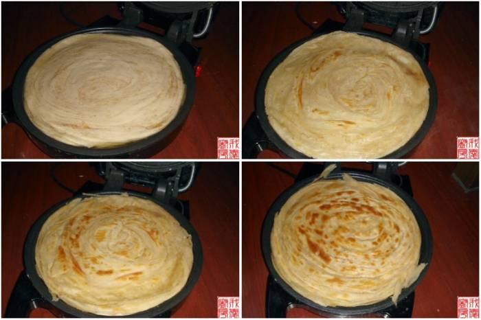 教你做千层油饼  - 好吃 - abc的博客