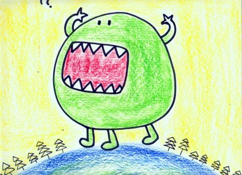 - 燕子儿童画