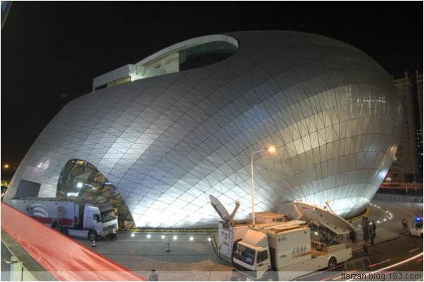 [原]深圳·保利剧院 - Tarzan - 走过大地