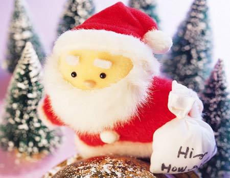 祝圣诞节快乐! - yangling - 杨玲博客