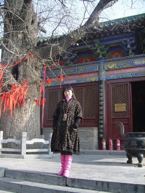 初冬,带你走进少林寺、永泰寺、塔林 - 雨忆兰萍 - 网易雨忆兰萍的博客