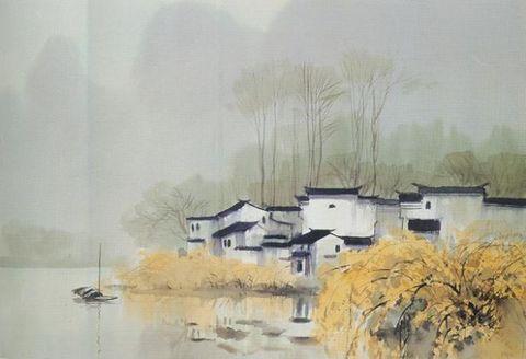 淡彩江南 - 玫瑰小手 - 陶然亭
