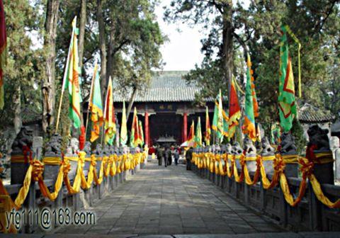 (原创)郑州 洛阳 游 - 高山长风 - 亚夫旅游摄影博客