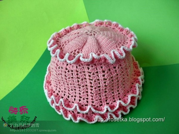 MM的漂亮小帽 - 浮萍 - 浮萍的博客