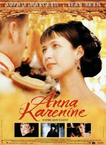 对照记之四:安娜·卡列琳娜 - 暗地妖娆 - 爱在瘟疫蔓延时