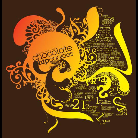 30个启迪你思维的彩色排版艺术 - 何泛泛 - 何泛泛|IT独唱团