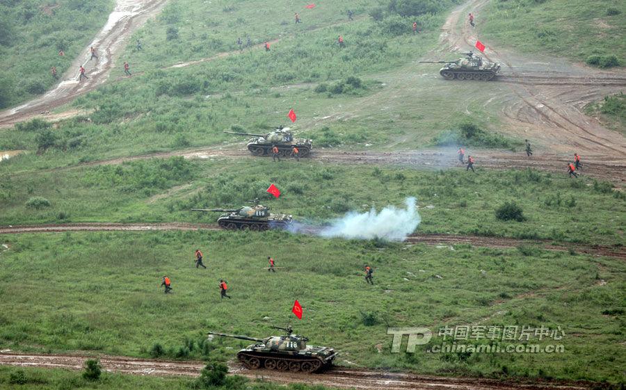 中国人民解放军精彩训练图片 - 八一★老黑 - 八一★老黑的BLOG