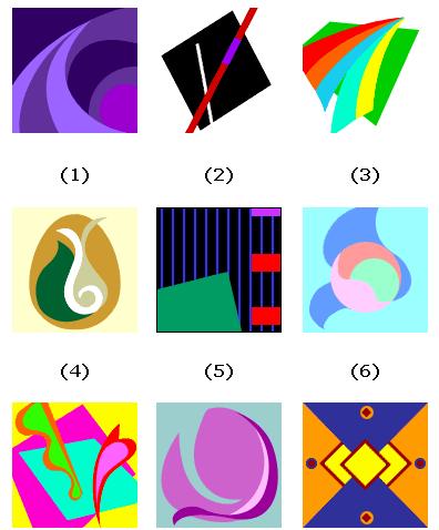 性格测试——图片代表了九种不同的性格(投射测验) - 哥们干杯! -