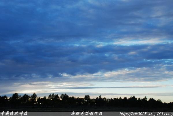 [摄影.原创] 青藏线(六十)都兰县夏日哈镇与茶卡镇间风景12P  - 扁脑壳 - 感悟人生