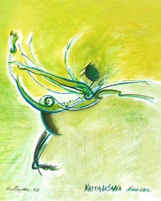 瑜伽艺术(一)