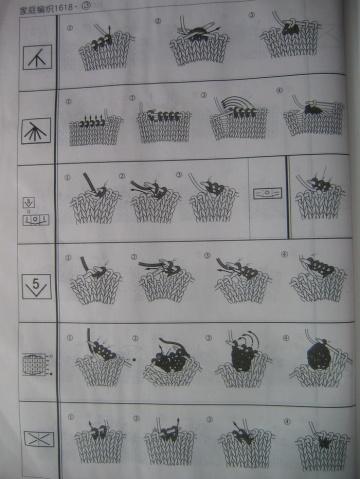 引用 [整书]儿童毛衣---带图解 - 花开无声 - 花开无声