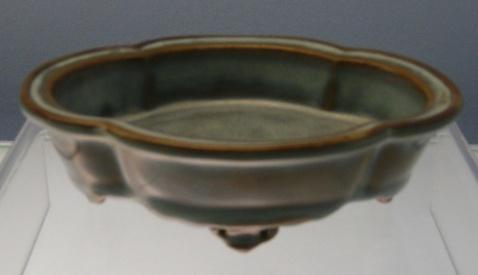 上海博物馆的钧瓷 - ym_chen1948 - ym_chen1948的博客