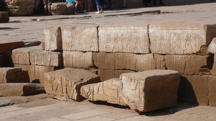 埃及行记(7)——行程与小贴士 - 米兰Lady - 兰笺