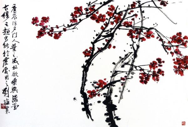 刘海粟精选作品① - 香儿 - 香儿