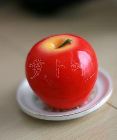 SONY CP苹果护手霜 - 萝卜叶 - 明肌雪,袖香盈