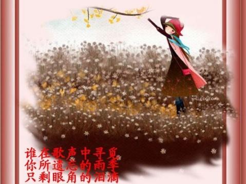 【美妙音画】雨季 - 空谷幽兰 - 空谷幽兰