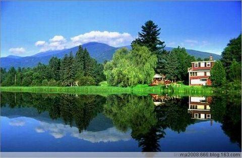 美丽的山水风光 - hhj62429 - 绿韵的博客