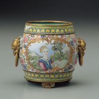明、清时期珐琅器具收藏 - hhj62429 - 绿韵的博客