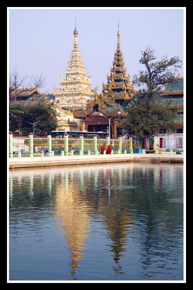 缅甸曼德勒(4)——虔诚 - 人走茶凉 - 人走茶凉的博客