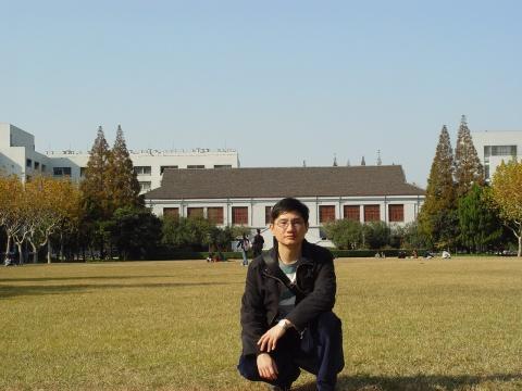 复旦大学--相辉堂 - al老虎 - 活在过去