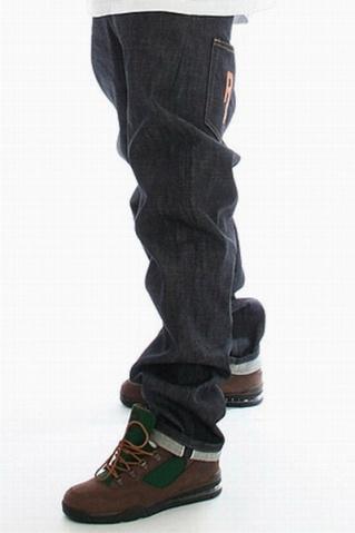 赤耳牛仔布(丹宁布、光边牛仔布、古典牛仔布、Selvage(Selvdge)Denim)---高端牛仔裤的专用布料 - 中国牛仔裤学院 - 中国牛仔裤学院