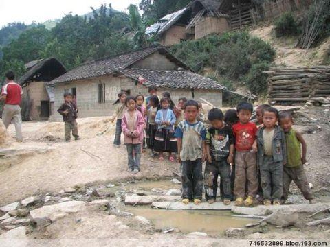 这就是贫困地区的孩子们(组图) - yangxinqiu - yangxinqiu的博客