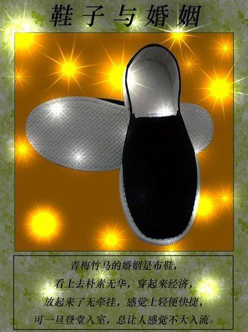 引用  婚姻如鞋 - 冬日艳阳 - 冬日艳阳