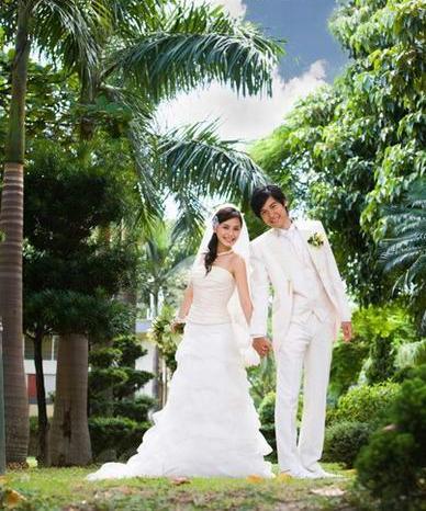 Twins唯美婚纱摄影 - 水无痕 - 明星后花园