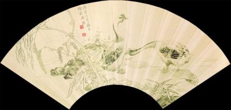 中国的扇子文化 - 学海无涯 - 学海无涯  欢迎你!