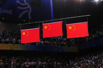 每当五星红旗升起  08.08.23