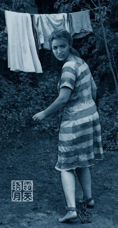 手铐脚镣捆女犯-詹妮的自述 6图片