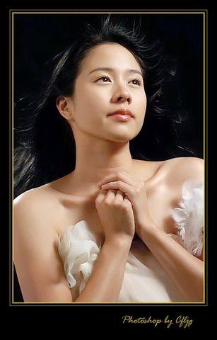 Photoshop处理MM冰清玉洁皮肤法 - 千山枫叶 - 千山枫叶【钢花】的个人主页
