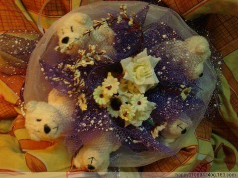 熊(xiong)の情人节 - 阳光.仰望.空气.呼吸 - 每天努力一点点,就靠近理想多一点点,,!