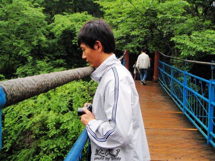 云贵大旱情之前的黄果树大瀑布 - Jordy - 达人J