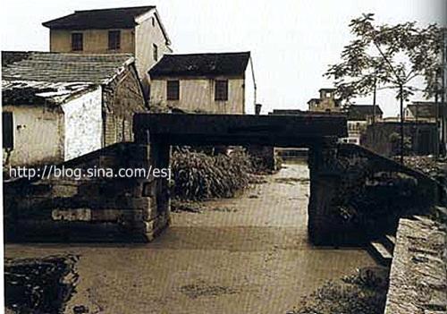 绍兴古桥.绍兴县马鞍镇古桥遗存仅4座(转) - 河山 - 河 山 de boke