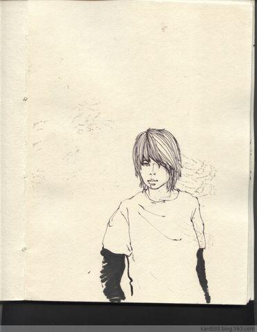 一本旧笔记 - 峰 - 糖果街叁號