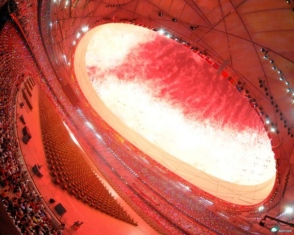 在引用-未被人们看到的一部分奥运开幕式  - 小泉 - 小泉
