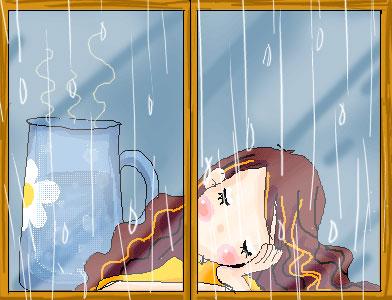 """【美文共赏,引】那把伞,在风中遗落…… - 山地老头 - 山野""""酒庄"""" ……"""