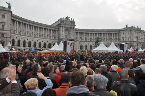 奥地利国庆节见闻(之一) - 陶东风 - 陶东风