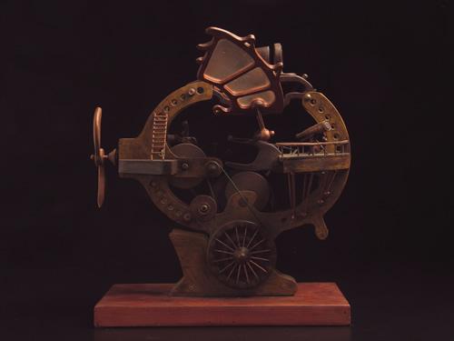 蒸汽朋克-乌托邦 - 李二嫂的猪 - 翱翔的板儿砖